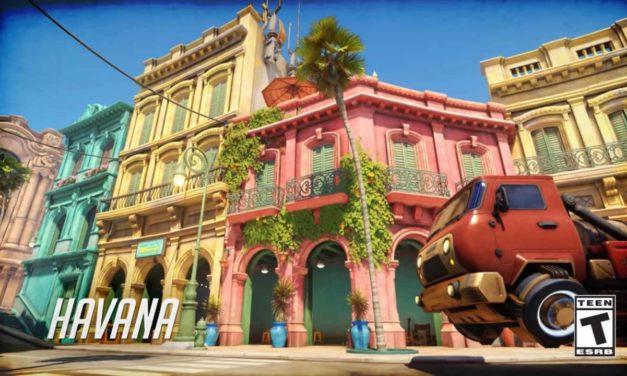 Νέο map – Havana
