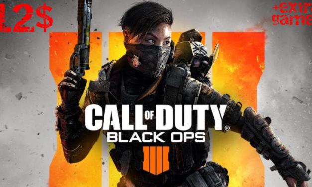 Στα 12$ το Black Ops 4 – HumbleMonthly