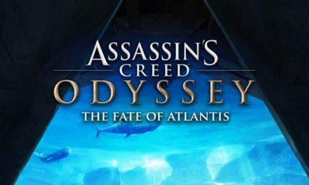 AC Odyssey:4 Ιουνίου το episode 2 του Fate Of Atlantis
