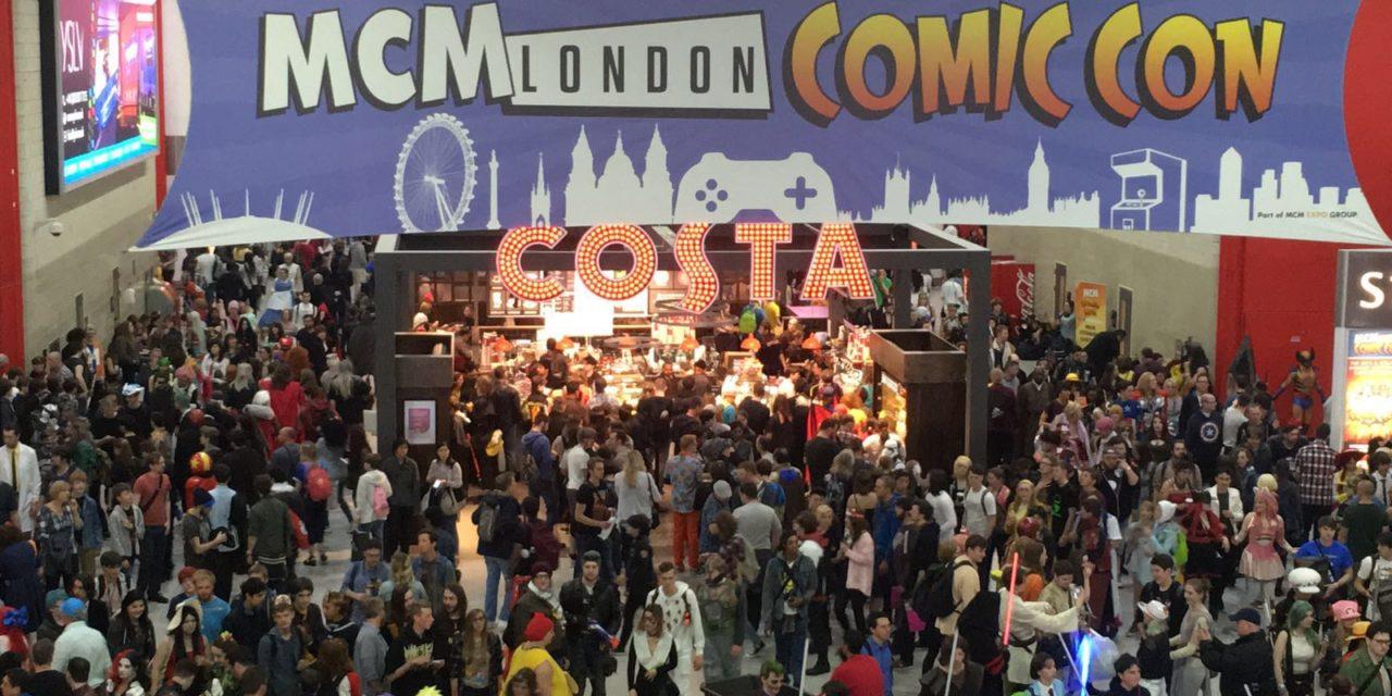 MCM London Comic Con 2019