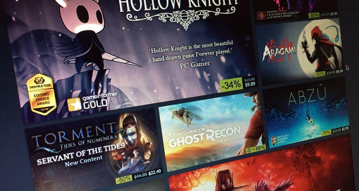 """Steam Summer Sales 2019 """"Επίσημες Ημερομηνίες"""""""