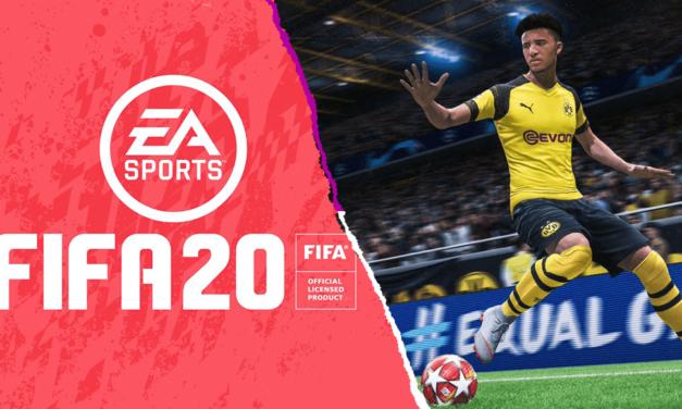 Fifa 2020 Ημερομηνία κυκλοφορίας  και Fifa Volta mode
