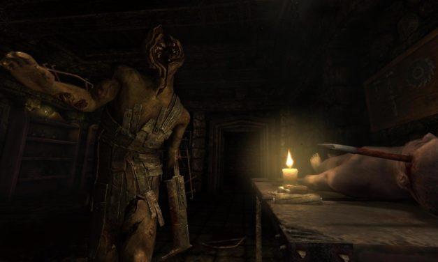 Μια άποψη για το Amnesia: The Dark Descent
