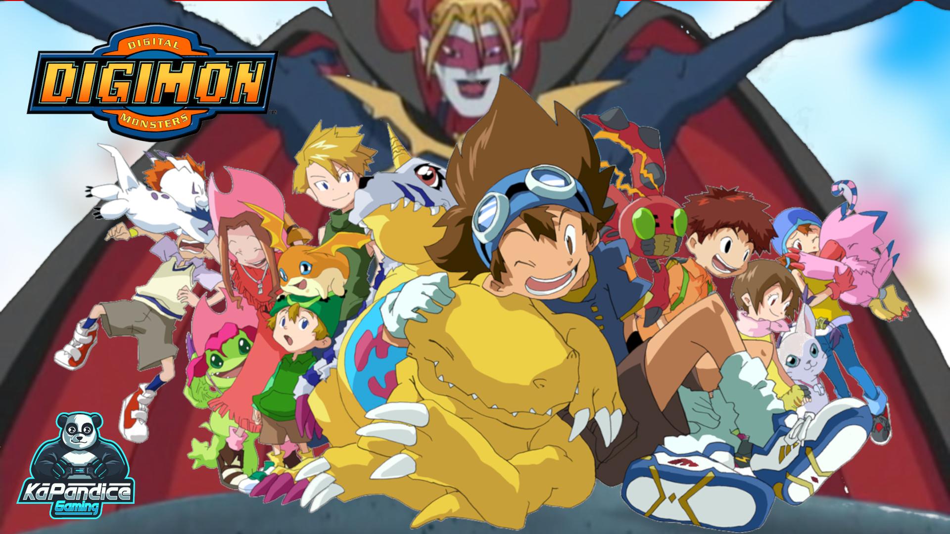 Digimon Full Story