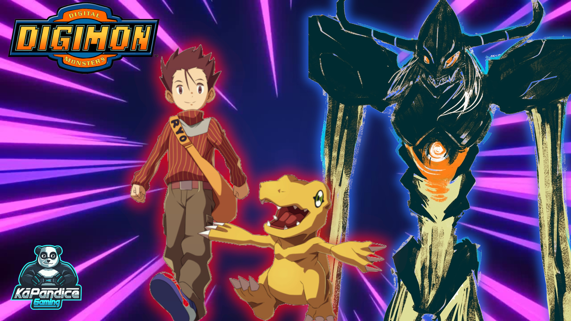 DIGIMON FULL STORY