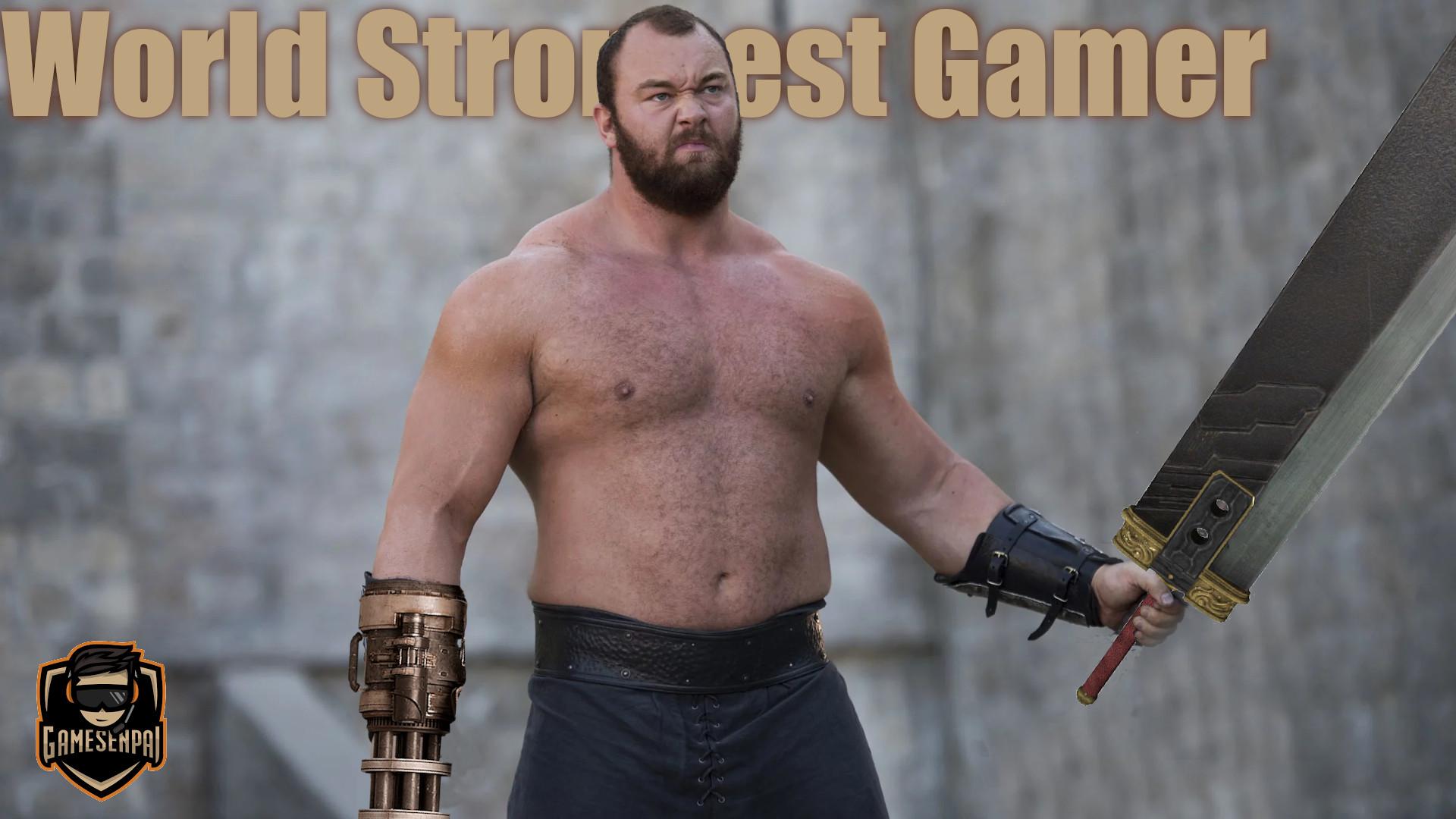 world strongest gamer