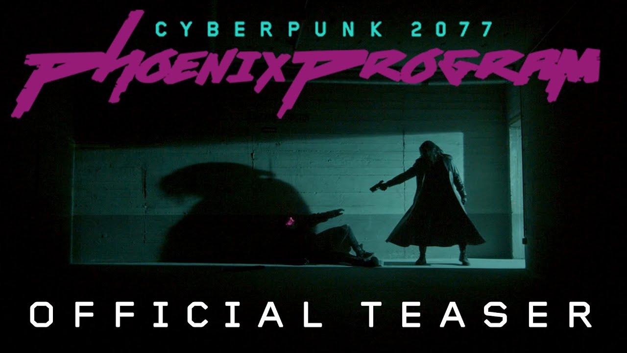 Fan made ταινία Cyberpunk 2077
