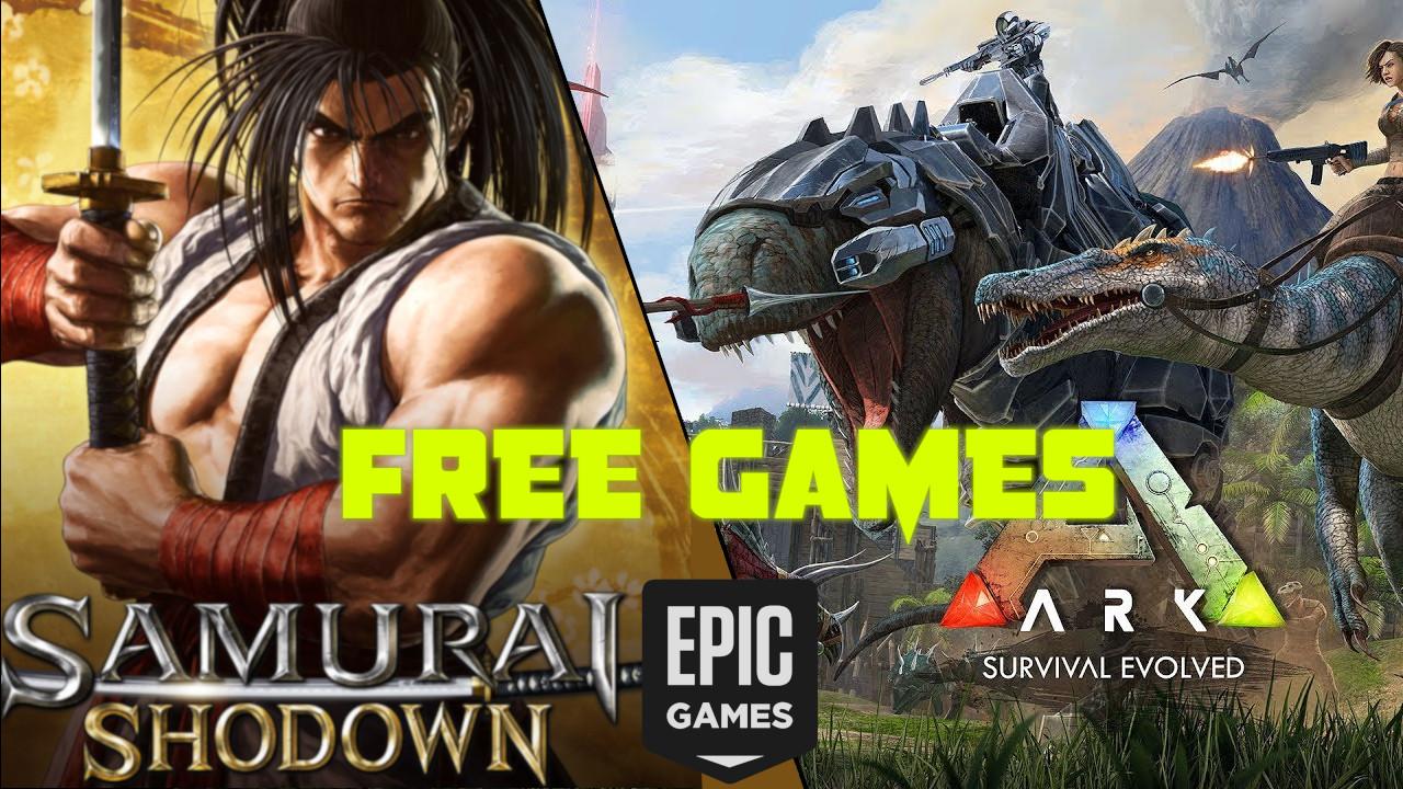 Free Epic Games της Εβδομάδας