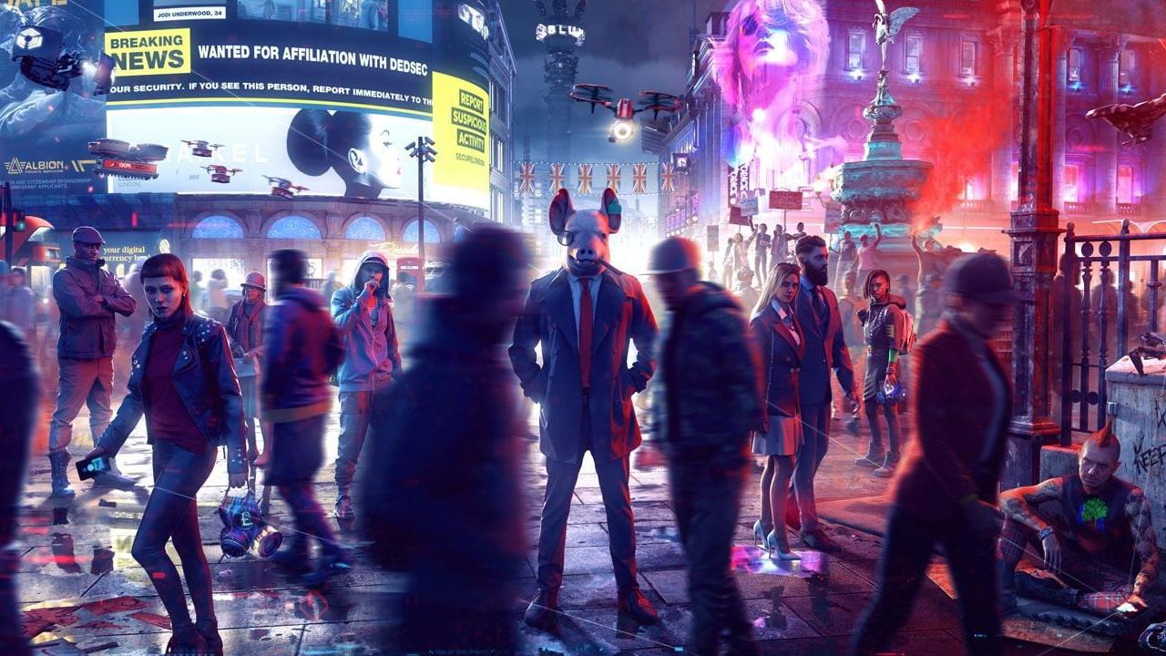 Ubisoft Forward: Watch Dogs: Legion