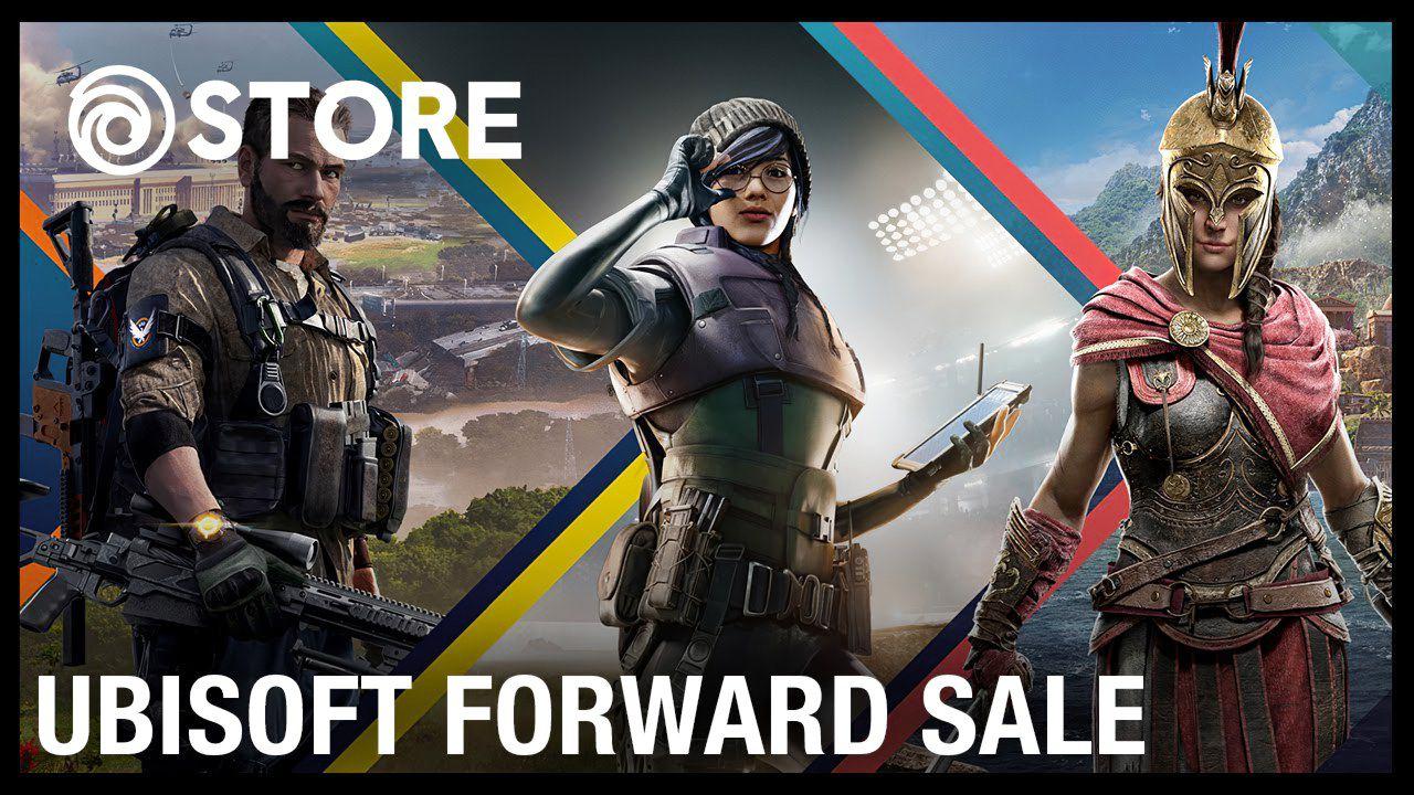 Ubisoft Forward: Προσφορές εώς και 75%.