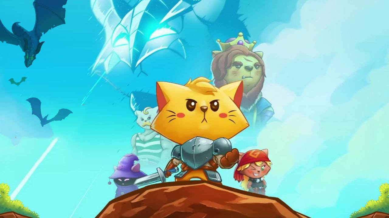 Cat Quest Pawsome Pack - Γατο-αποστολές x 2!