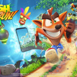 Crash Bandicoot : On The Run!