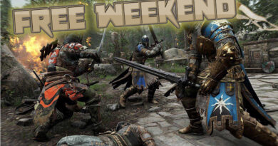 for honor free weekend