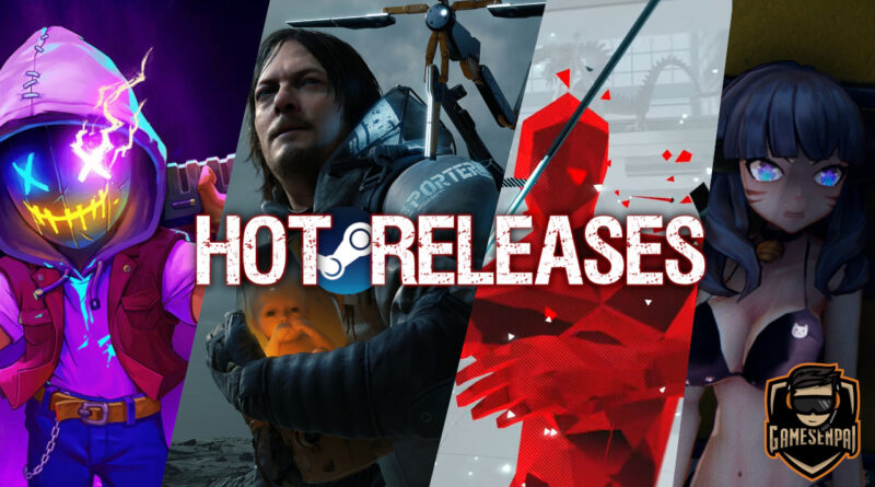 Hot και Popular Releases του Steam