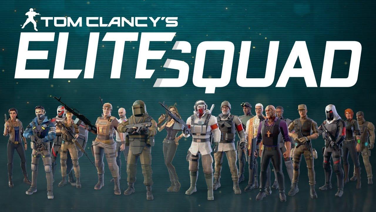 Ubisoft Forward: Tom Clancy's Elite Squad