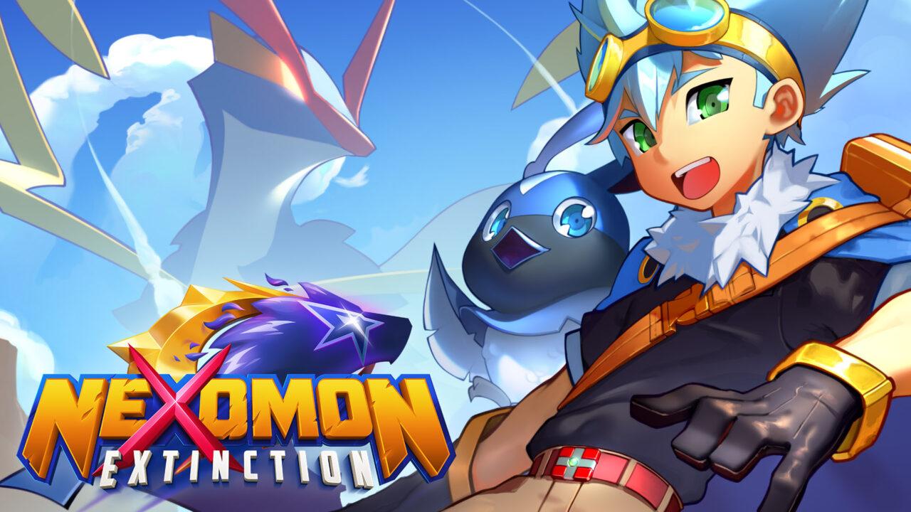 Το Nexomon Extinction ήρθε στο Xbox One