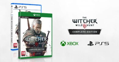 witcher 3 for ps5