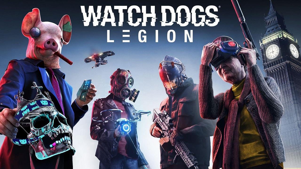 Ανακοινώθηκαν βιβλία για το Watch Dogs: Legion
