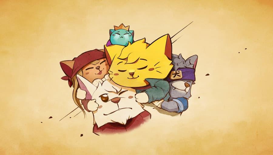 end Cat Quest II