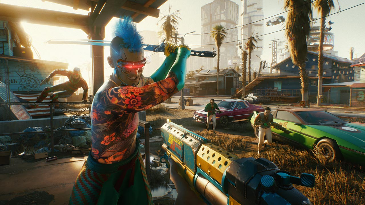 Cyberpunk 2077: Νέο gameplay video για PS5 και PS4 Pro