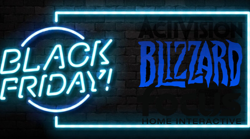 activision blizzard black friday ave