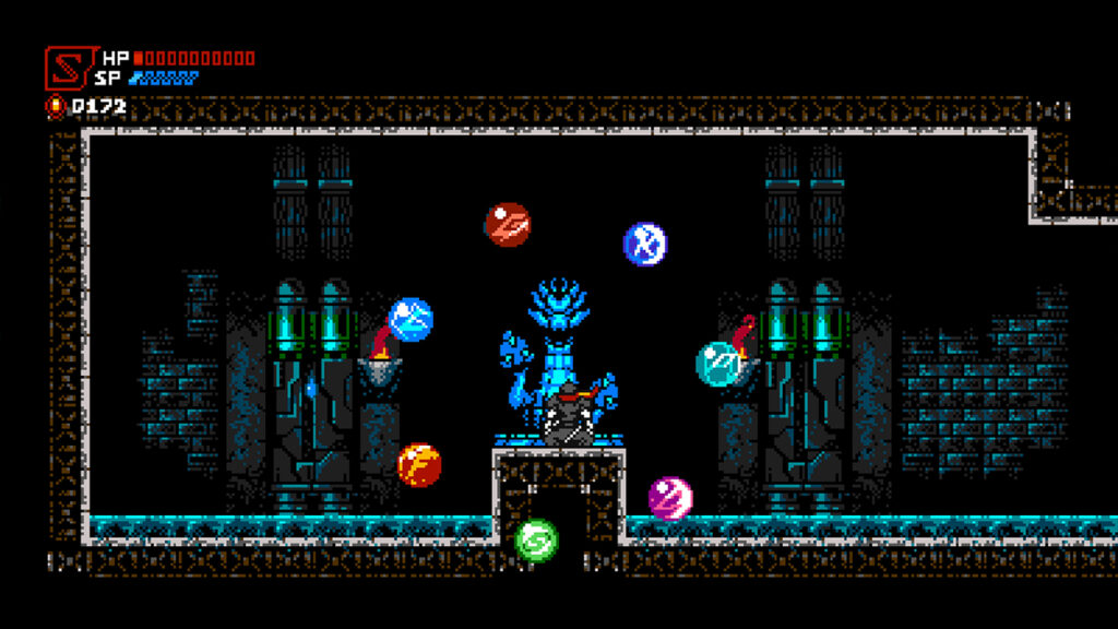 Cyber Shadow Temple