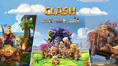 Clash Games