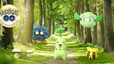 Grass-type Pokemon