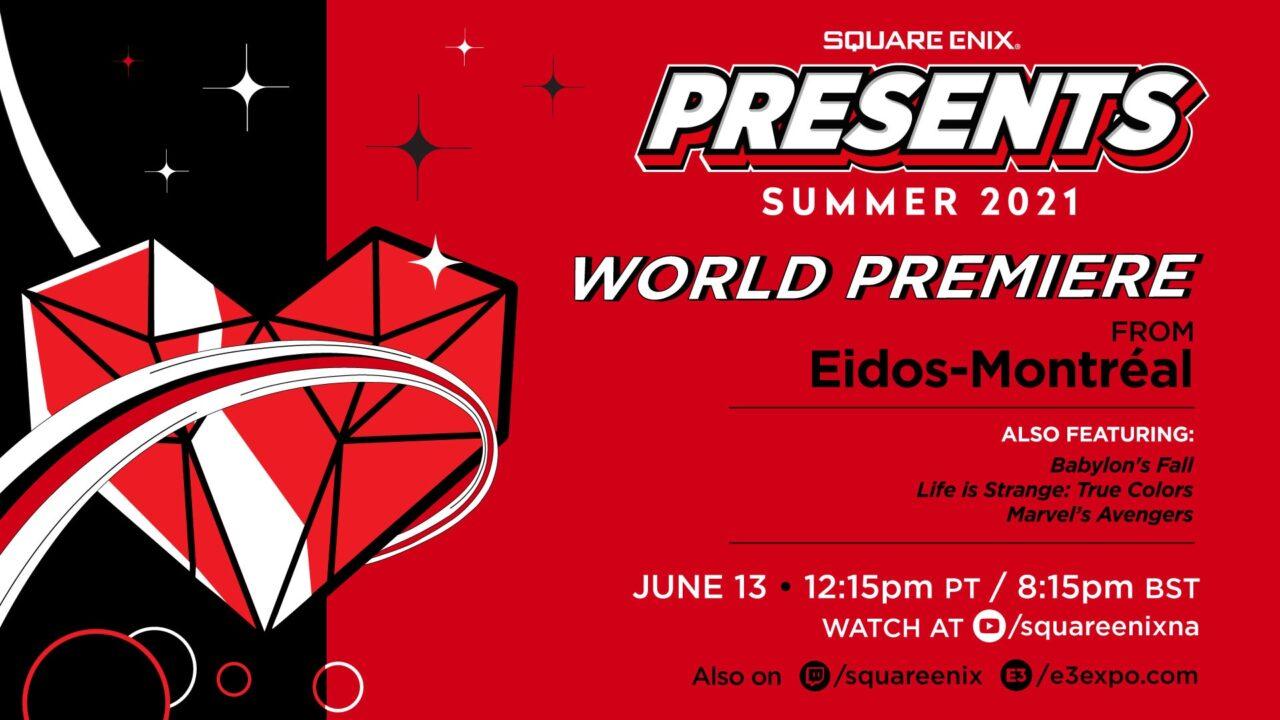 Τι θα δούμε στην παρουσίαση της Square Enix