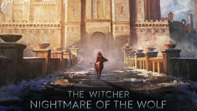 Witcher: Nightmare of the Wolf