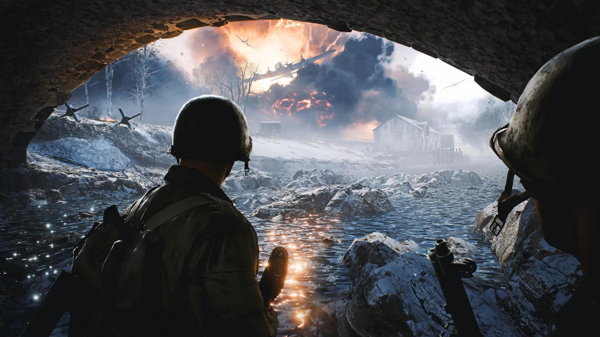 Το Battlefield 2042 παρουσίασε το community mode Battlefield Portal
