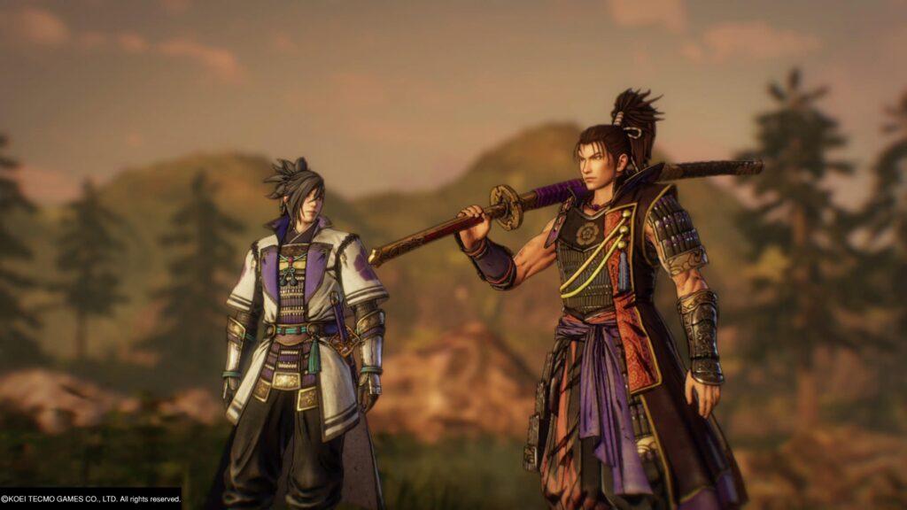 Samurai Warriors 5 Review