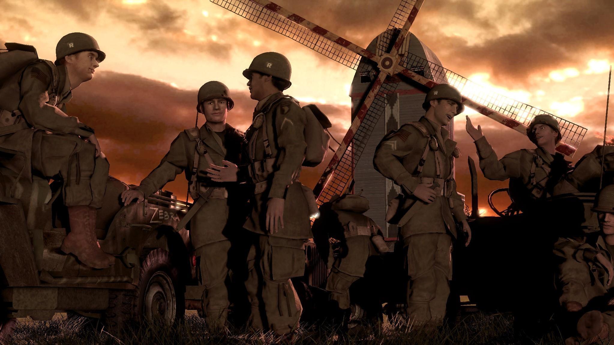 Έρχεται νέο παιχνίδι στη σειρά Brothers in Arms