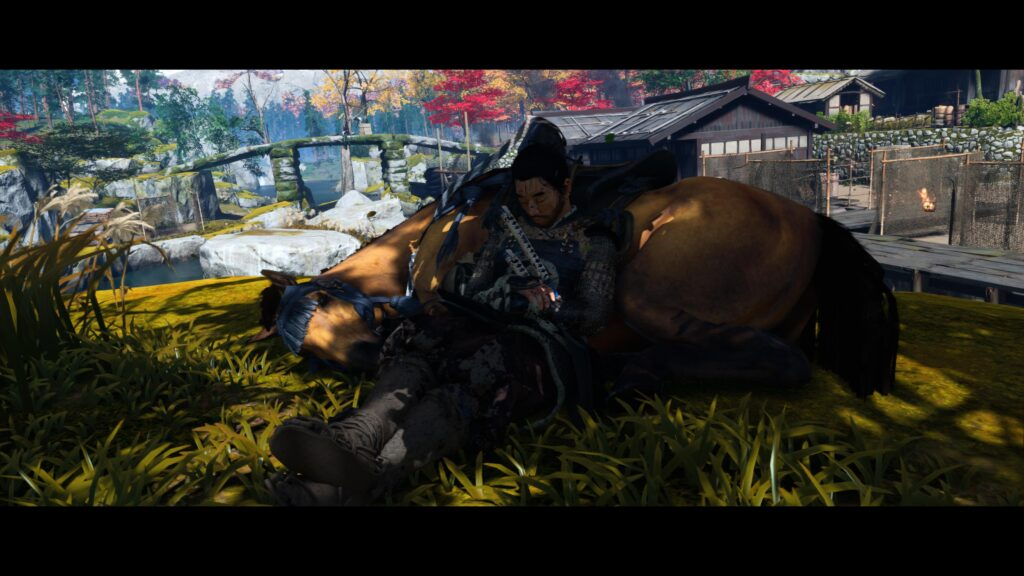 Ghost of Tsushima: Director's Cut Review