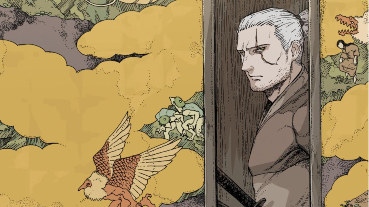 Το The Witcher: Ronin manga έβγαλε 800.000 δολάρια από το Kickstarter