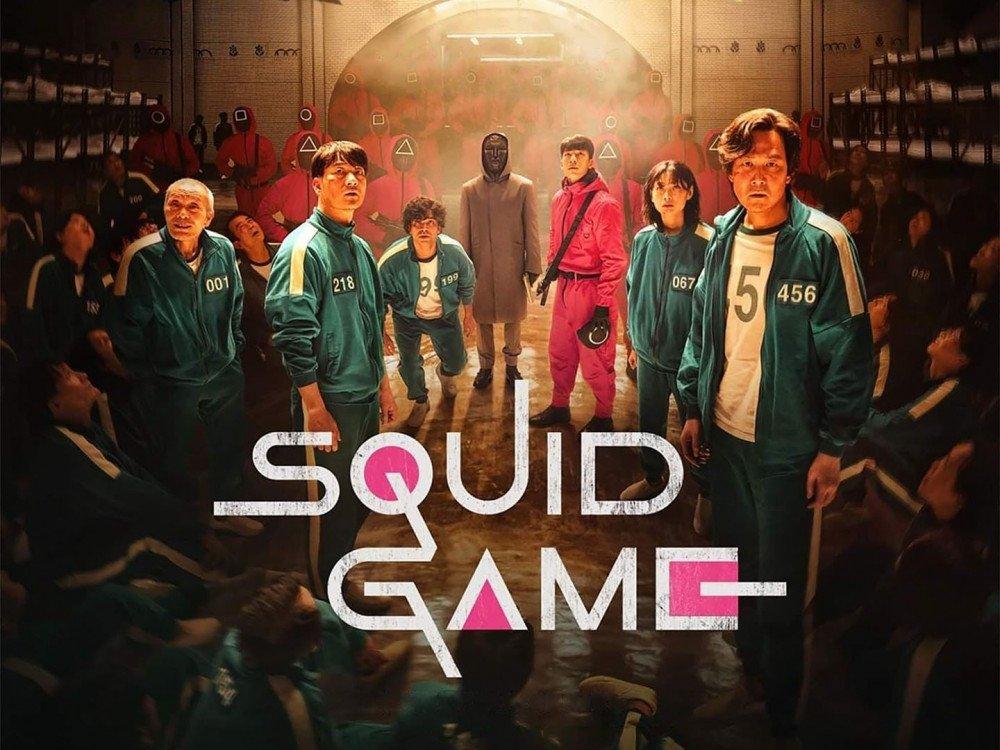 Το Squid Game έγινε η δημοφιλέστερη σειρά του Netflix