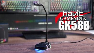Havit GK58B Gaming MIC