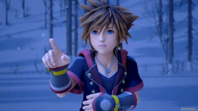 O Sora είναι ο τελευταίος DLC χαρακτήρας του Super Smash Bros. Ultimate